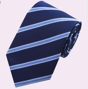 Other - Men's Blue Striped Tie